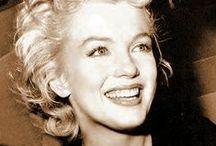 Marilyn Monroe / by Regina Granado Gomes