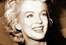 Marilyn Monroe / by Regina Gomes