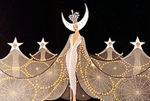 Erté - Romain de Tirtoff  / Erté's fashions and designs are classic, timeless and unique! -A trendsetter in the fashion and design industries!