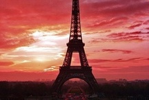 """My Therapist will always be Paris!"" / City of Love  / by Barbara Hammonds"