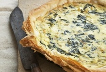 Tarts, Pies and Quiches / by Rebecca Jackson