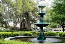 Savannah, GA / We're proud to call Savannah, GA our home and here's some of the local sights, people, and places that make it home, sweet home.  / by The Bottle Wrench Bottle Opener
