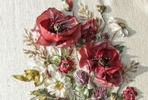 Embroidery ..... / .... & other needlework  / by Shelley Meacham