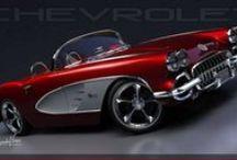 Classic Cars I Love