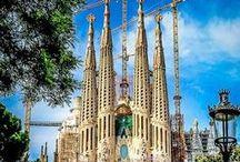 Barcelona / Nuestra ciudad de la que estamos enamorados