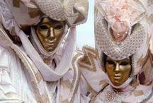 MASKquerade Magic / A look at the art of masks!