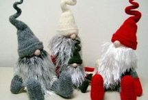 Folklore: Nisse, Tomte, Gnomes and More! / Gnomes, Nisse, Tomte & Scandinavian folklore and general folklore creatures and reference