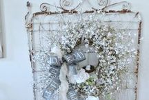 Garden Gates / What is it about gates that we love?  Maybe it's what lies beyond that fascinates us.
