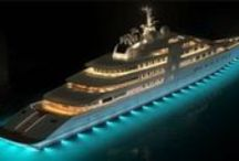 YACHT'S What I'm Talking About / Luxury sailing vessels