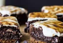 BROWNIE RECIPES / Choclate-y and delicious.