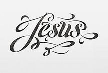 |Jesus| / I'm saved by an almighty GOD / by Abby St John