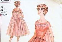 Sew inspiration: What the watteau?! / Sack-back, watteau, a la française amazingness!