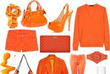 Orange Crush / Dedicated to clothes, accessories and all things orange!