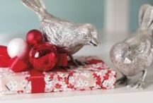 Holiday Red & White - Ethan Allen / Put more play in your display / by ETHAN ALLEN