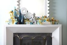 Holiday Turquoise - Ethan Allen / Holidazzle! / by ETHAN ALLEN