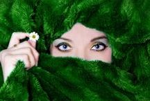 Green with Envy / All things fabulously green