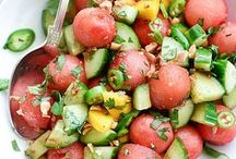Salad recipes / Fantastic salad recipes for every meal in every season.
