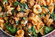 One pot recipes / Keep cooking -- and cleaning -- easy with these one pot recipes.