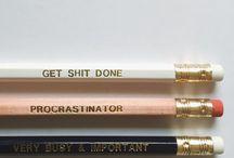A R T   S U P P L I E S / Art supplies I want and dream of