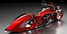 Born To Be Wild / Extreme Motorcycles