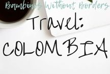 Travel COLOMBIA / Travel tips and guides to destinations in COLOMBIA
