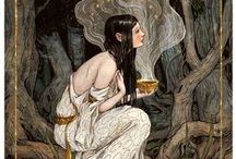 fairy tales / by Jasmine Graham