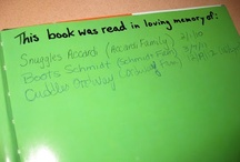 Miscellaneous School Stuff / by Erica Bohrer