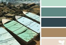 color combinations / by Kimberly Hansen