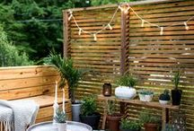 Outdoor Spaces / Inspiration for outdoor living