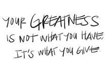 Greatness Quotes / The best quotes about living the dream and becoming great