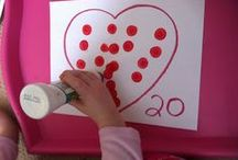 Valentine's Day Crafts / by Pamela Newberry