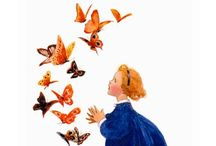 butterflies are free to fly / by Kimberly Hansen