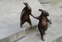bunnies / by Kimberly Hansen