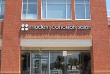 Staff at Modern Concepts