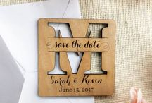 Invitation Design / Invitation design inspiration from me and from others.