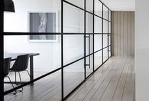 workspace :: interiors / Office spaces and work surfaces across a range of styles.