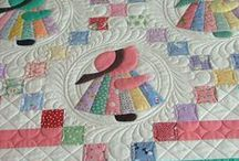 BLANKETS AND QUILT / by Jan Hood