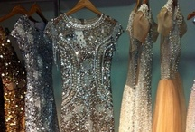 dazzling dresses / by Julia