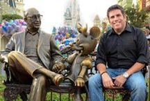 Lou Mongello / I'm Lou Mongello. I left the practice of law, sold my house, and moved to Florida to pursue and share my passion for all things Disney. / by Lou Mongello
