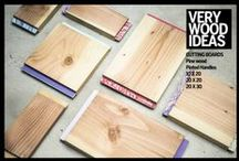 Cutting boards by Very wood ideas / contact or orders 00 34 646 866 246 verywoodideas@simonenicotra.com