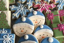 See What I Have Done! / These are sweets and treats I have made for the special people in my life. / by Marsha Brooks