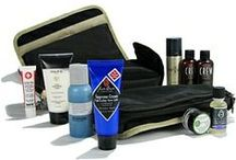 Men Only! / All of the products he needs to keep himself in tip top form.