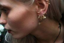 Piercings / I'm kind of over piercings