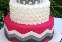 Cakes / by Tiffany Stewart