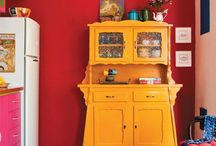 Painted Furniture  / by Bridget Tyrrell