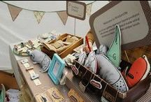 Market Stalls & Shop Displays / Inspiration for displays