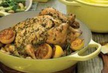 Le creuset pot recipes / Recipes