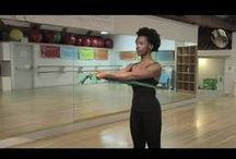 Be A Fit Mama: Videos / Be A Fit Mama founder and women's wellness expert, Kenya Moses shares her latest videos on fitness, nutrition and mindfulness.