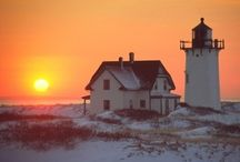 Lighthouses / by Dianne Leroux
