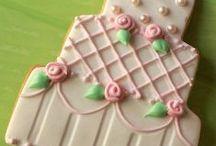 Decorated Cookie Ideas / by Marsha Brooks